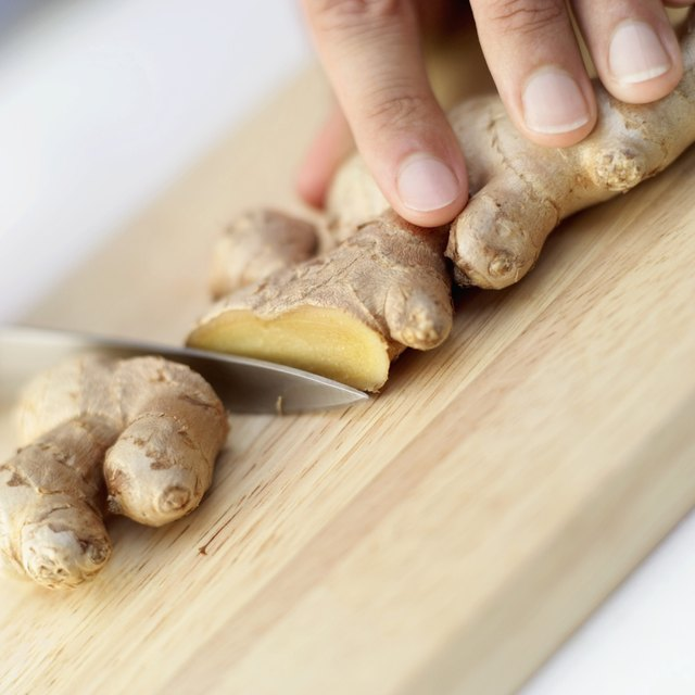 While used extensively as a culinary herb, ginger also has a plethora of medicinal qualities.