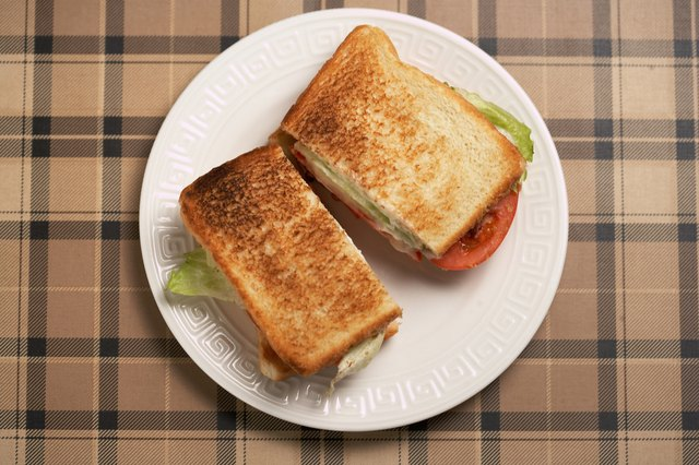 Sandwiches are a classic lunch food and an easy meal.