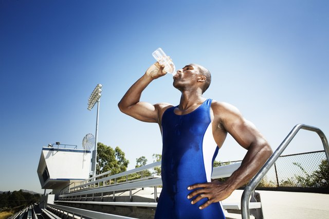 Stay hydrated with plenty of water.