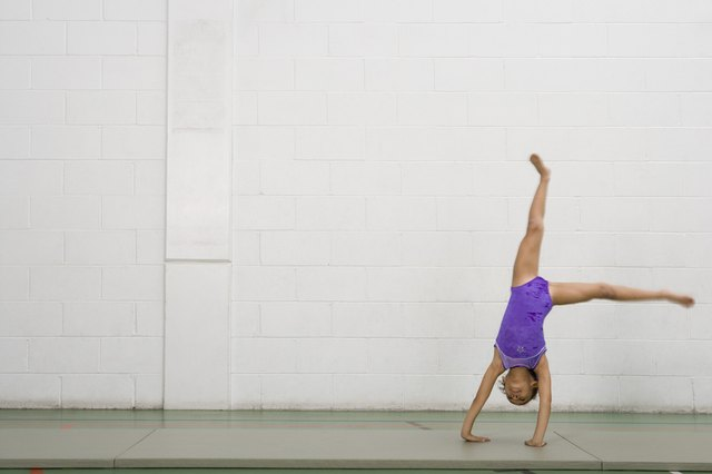 What Are The Qualifications For Level 3 Gymnastics