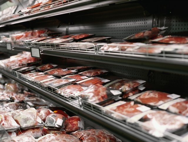 Both meat and poultry are a major source of saturated fat in the American diet.