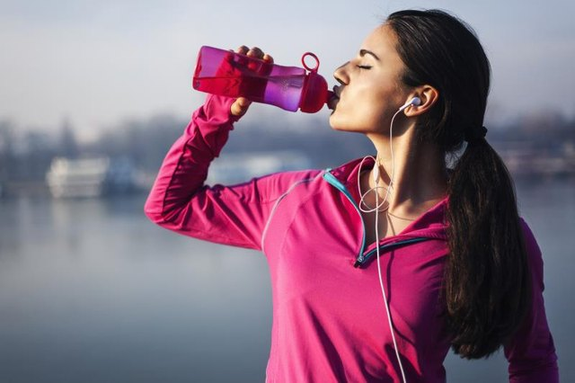 Who knew creatine helped you stay hydrated?