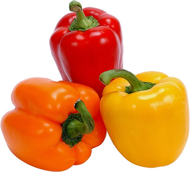 Peppers are an alkaline food.