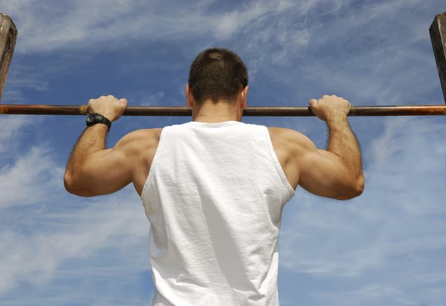 Pull ups are upper body exercises.