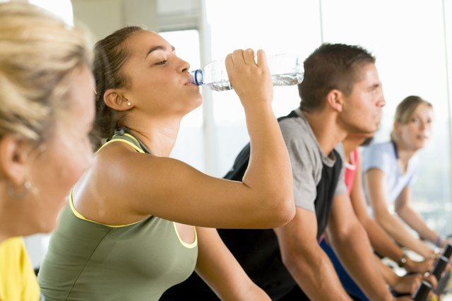 Thirty minutes before your workout, make sure you are adequately hydrated.