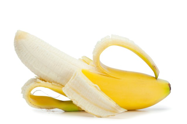 A banana is a recommended fruit.