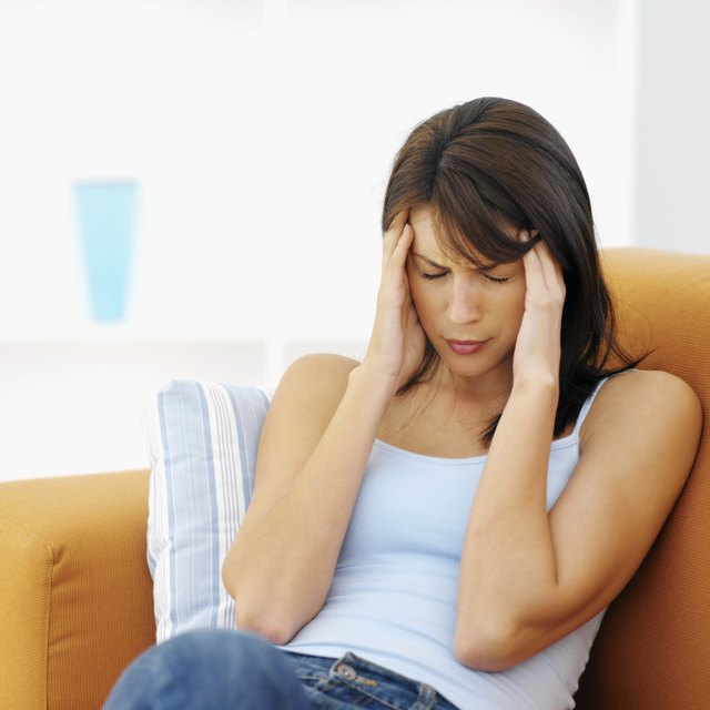 Symptoms of anemia include fatigue, weakness and dizziness.