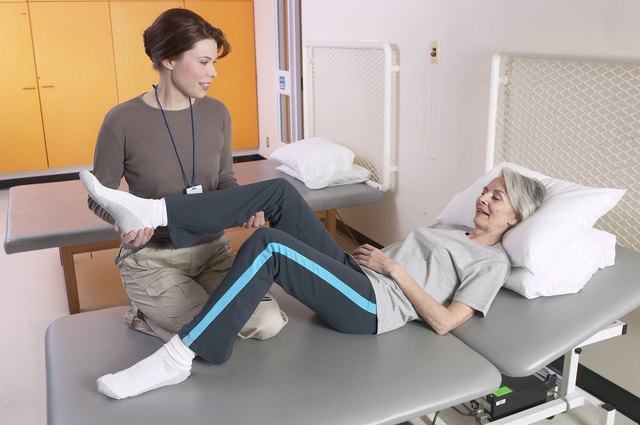 Physical therapy should also correct the underlying issues that led to the spasm.