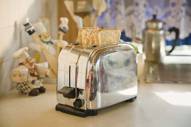 Toasters are a common place for cross-contamination.