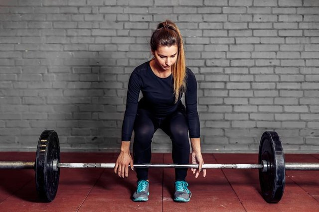 You don't have to own a barbell to do deadlifts.