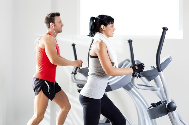 Elliptical trainers are among the most popular pieces of exercise equipment.