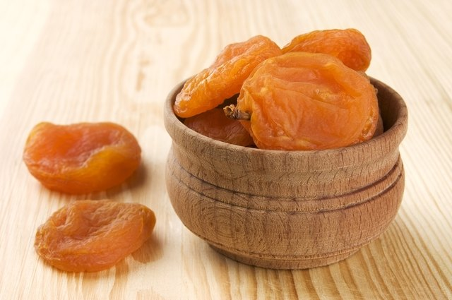 iron is concentrated in dried fruits