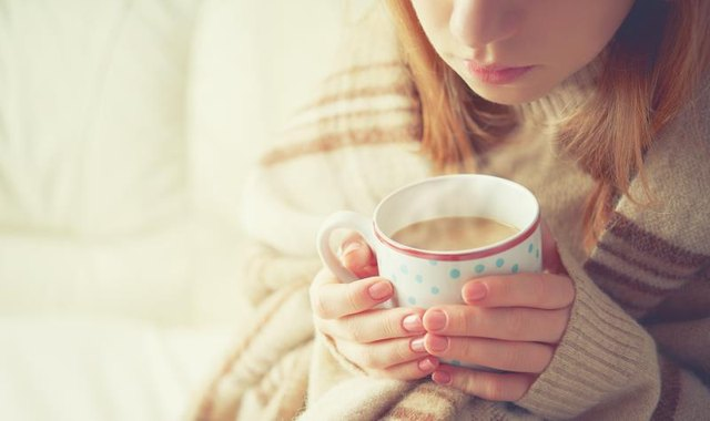 Try these tips to stay hydrated and warm this winter.