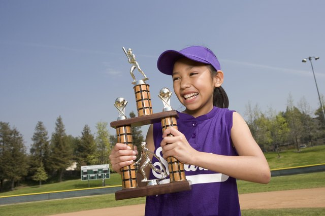 Improved self-esteem is another benefit of competitive youth sports.