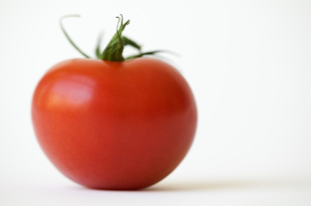 Tomatoes are a non-starchy vegetable.