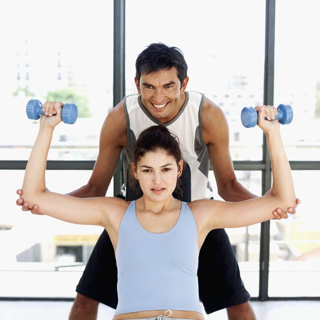 To prevent re-injury, consult a personal trainer at your gym.