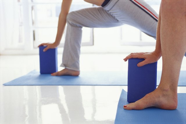 Research has shown a regular yoga practice can relieve back pain.