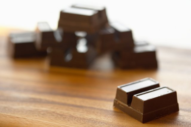 Baking chocolate is marketed as such because it's almost always unsweetened.