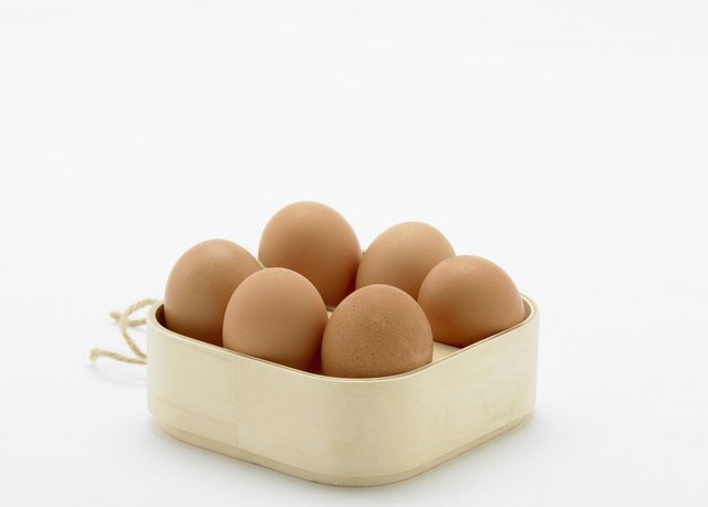 Eggs should be a part of a pregnant diet.