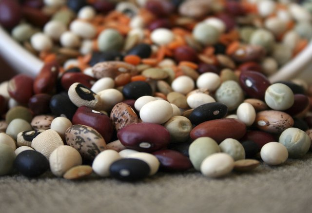 Individuals that regularly eat legumes may have a lower risk for diabetes.