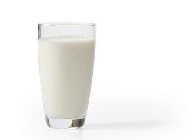 Use milk to soften skin.