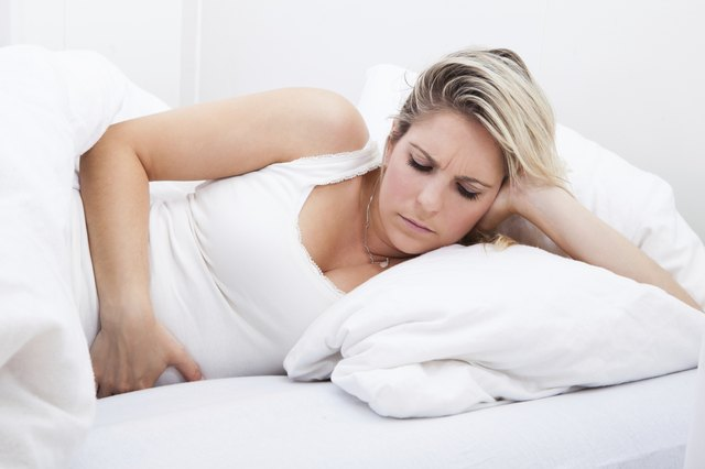 Nausea after eating is a common symptom of GERD.