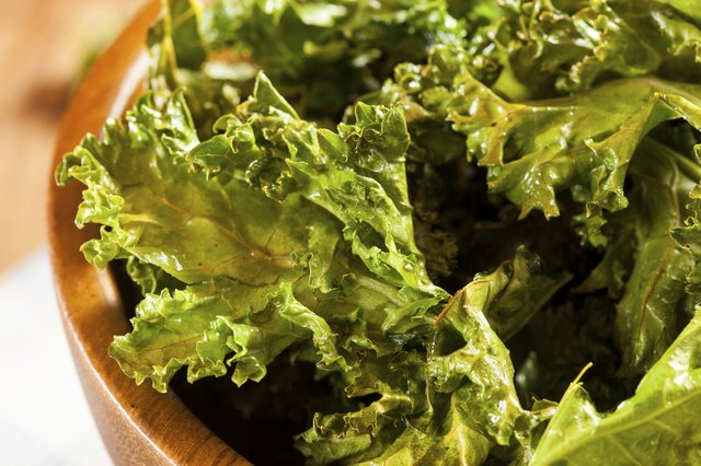 kale is a good source of vitamin K