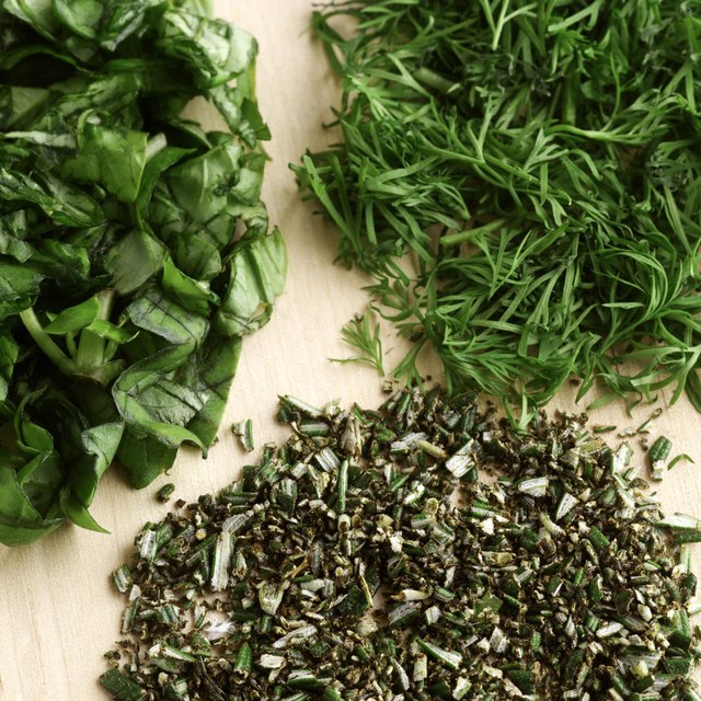 Use fresh herbs as a subsitute for sodium when cooking.