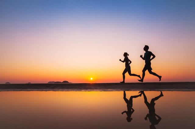 Running is a great cardiovascular exercise