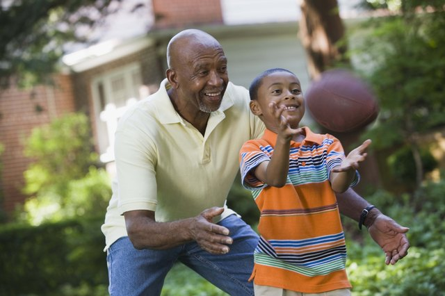 Healthy families spend time doing enjoyable activities together.