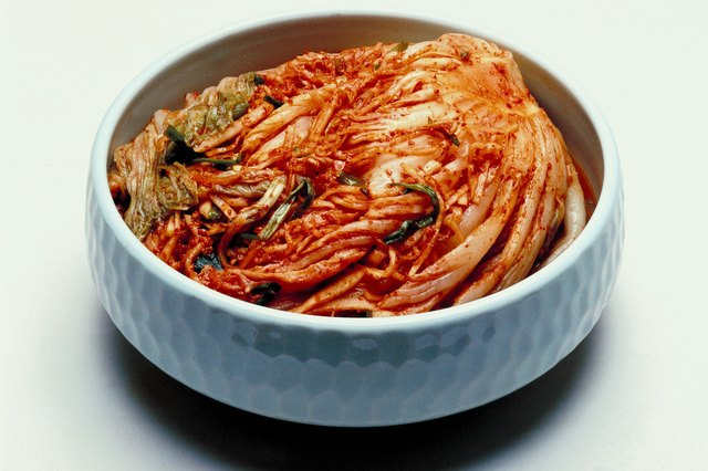 Fermented foods can help stomach ailments.