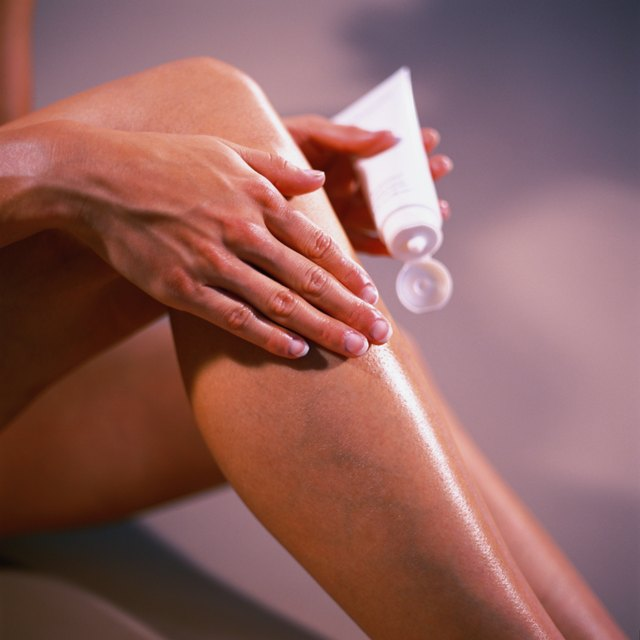 Opinions are mixed on the effectiveness of vitamin K creams on spider veins.