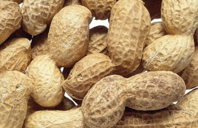 Avoid peanuts.