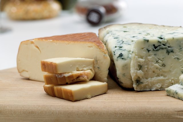 Cheese contains saturated fats and can increase the inflammatory response produced by your body.