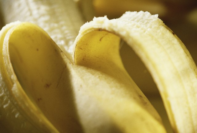 Eat one banana per day.