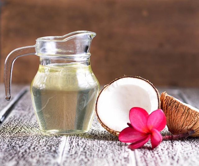 Saturated Fat In Coconut 90