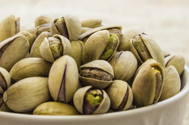 pistachios can also be irritating