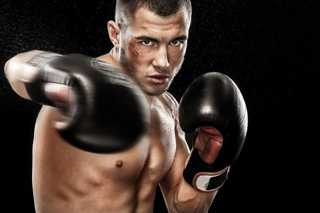You can burn 100s of calories at home with the right kickboxing DVD.