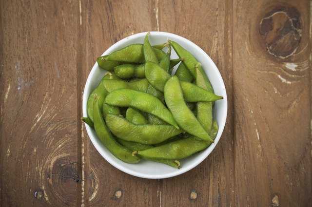 edamame is a source of soy protein