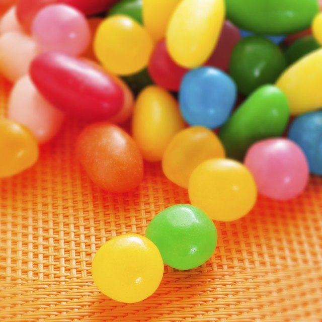 high calorie jelly beans are lacking in nutrients