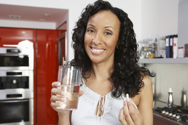Drinking plenty of water and taking vitamin supplements can improve the health of your hair.