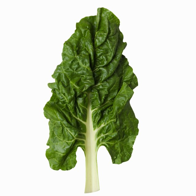 Swiss chard is allowed on the HCG diet.