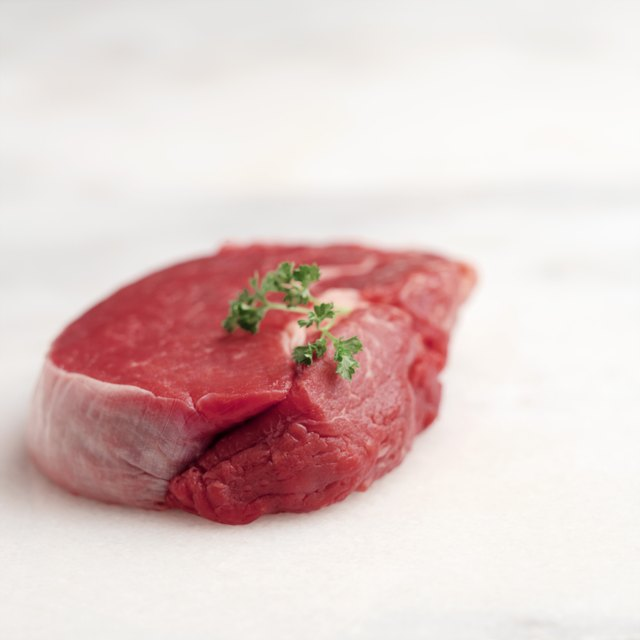 Keep uric acid levels under control by limiting the amount of red meat that you eat.