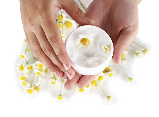 Chamomile is useful applied to the skin as a pain, inflammation and anti-microbial treatment.