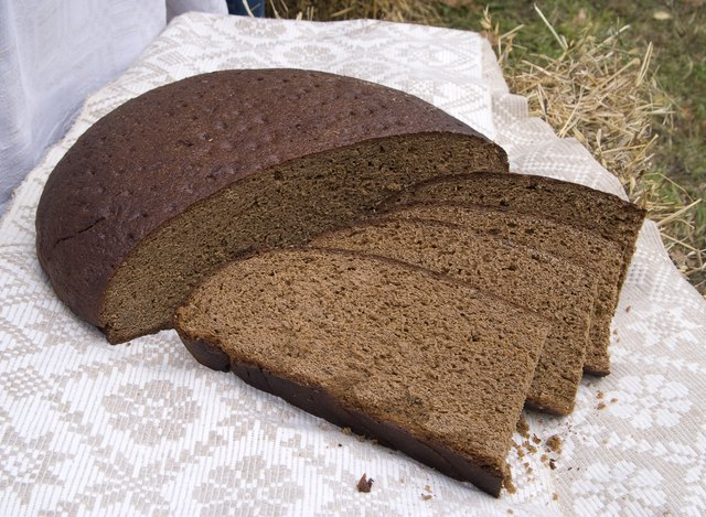choose black bread over white