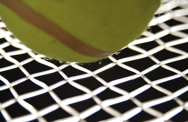 Racket manufacturers recommend strings and string patterns for their rackets.