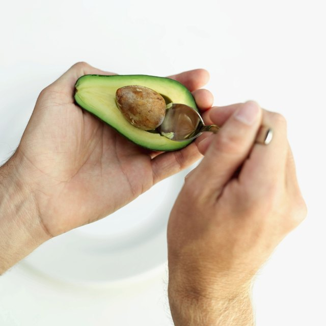 Adjust the diet to include calorie dense foods like avocado.