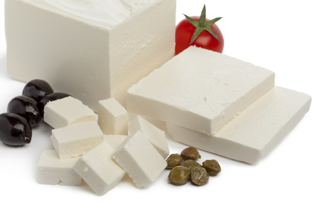 how to eat feta cheese during pregnancy  livestrong