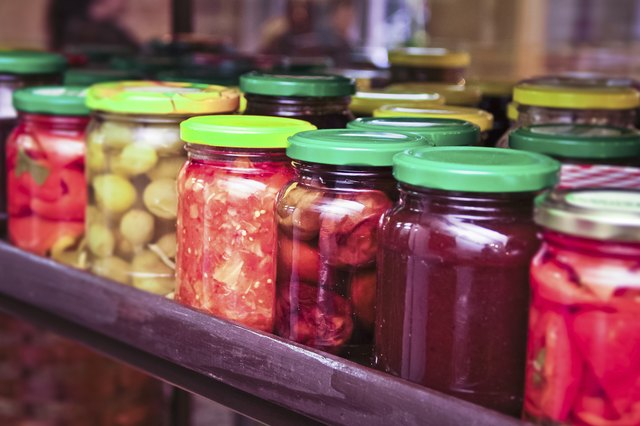 Some fruits and vegetables are less nutritious when they're canned.