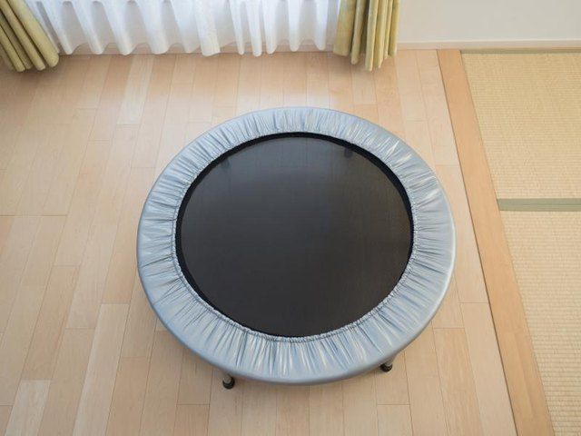 Trampoline for home